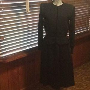 Dresses & Skirts - Vintage black dress